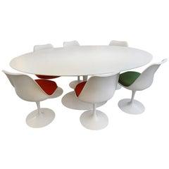 Eero Saarinen Tulip Dining Set