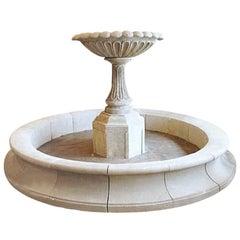 Grand Cascade Central Fountain