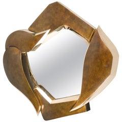 Bronze Mirror, France, 2017