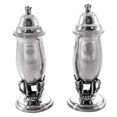 Sterling Salt and Pepper Set