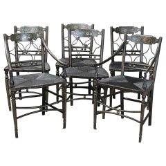 American Classical Dining Room Chairs