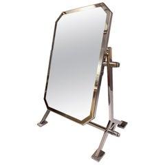 Chromed Vanity Mirror, 1970s