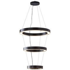 RENG  Anelli  Modernist Suspension 3 Ring LED Light
