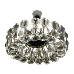 Mid-Century Modern Bakalowits Crystal Chandelier, 1960s