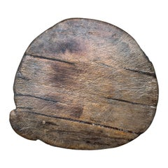 18th Century Wooden Pot Board