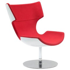 Artifort Boson Chair in White by Patrick Norguet