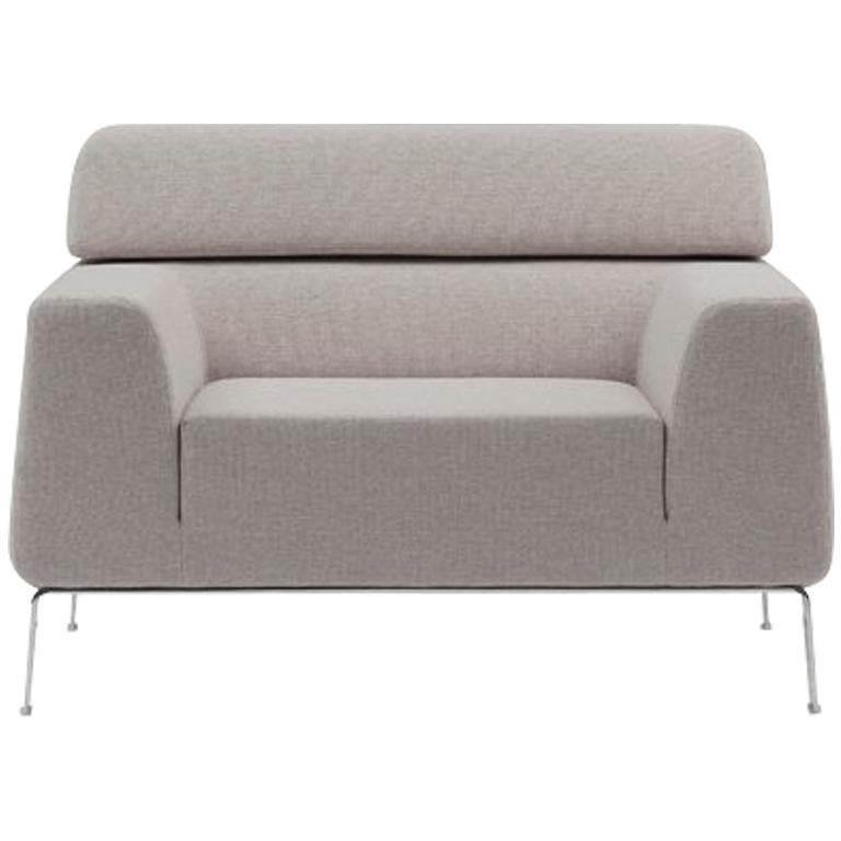 Artifort Lex Chair in Grey by Patrick Norguet For Sale