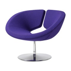 Artifort Apollo Chair in Purple by Patrick Norguet