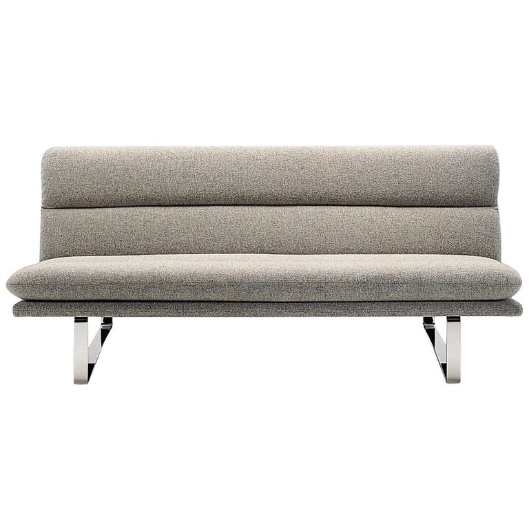 Artifort C683 Sofa in Grey by Kho Liang Le For Sale