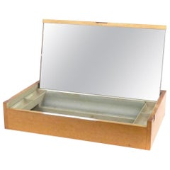 George Nelson Herman Miller Vanity Model 4661 Tabletop Fliptop