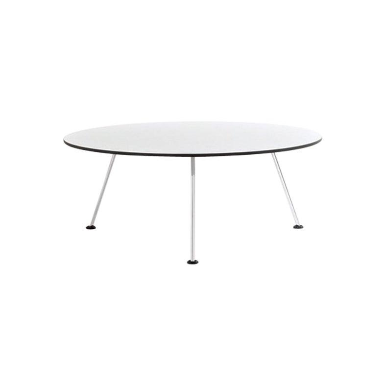 Artifort Orange Slice Low Coffee Table in White by Pierre Paulin