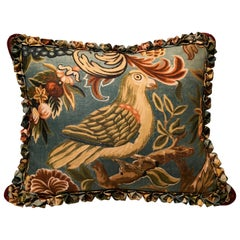 Black Forest Cushion Handmade Sofina Boutique Kitzbuehel