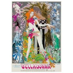 Belladonna of Sadness, Japanese Film Poster, 1973