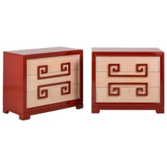 Kittinger Case Pieces and Storage Cabinets