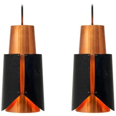 Pair Østerport Pendants by Bent Karlby