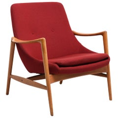 Easy Chair by Rastad & Relling