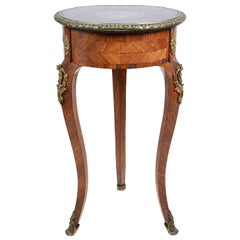 19th Century Micro Mosaic Side Table