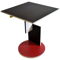 Gerrit Rietveld Schroeder 1 Side Table