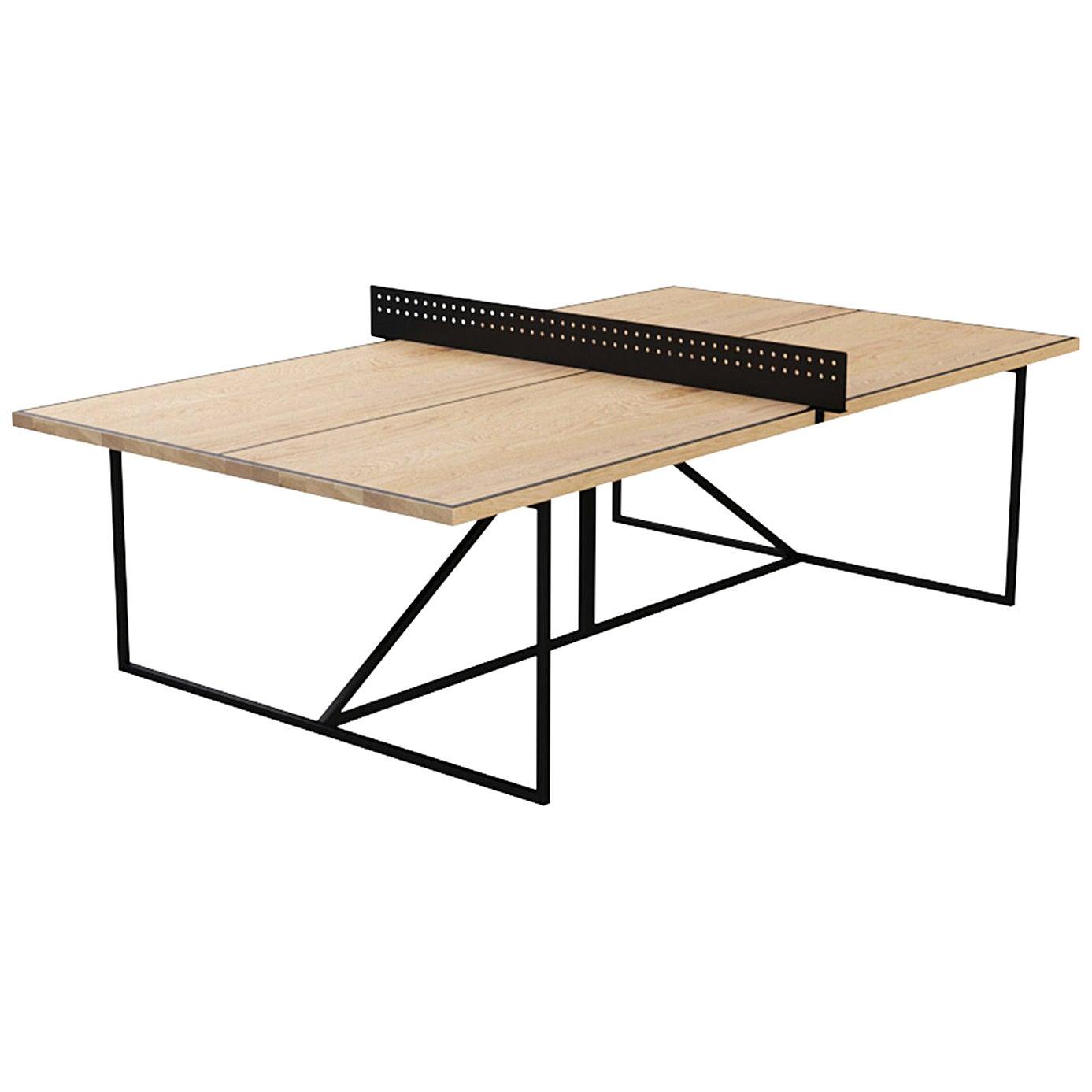 "Customizable Modern ""The Break"" Ping Pong Table"