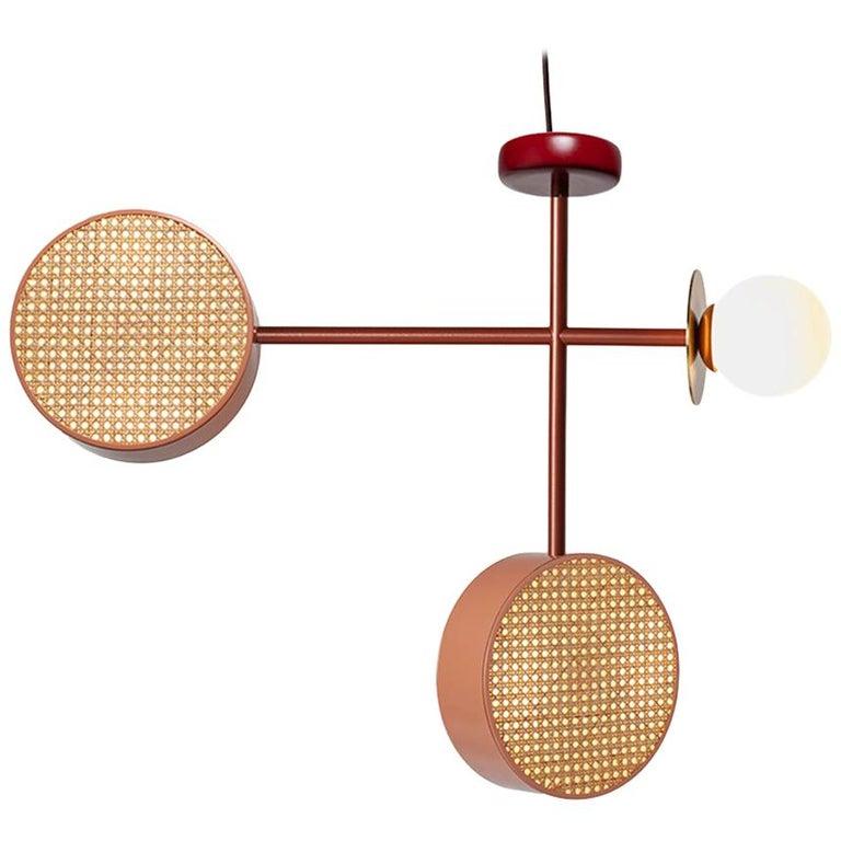 Monaco I Suspension Lamp For Sale