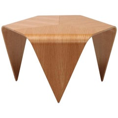 Authentic Trienna Table with Oak Veneer by Ilmari Tapiovaara & Artek