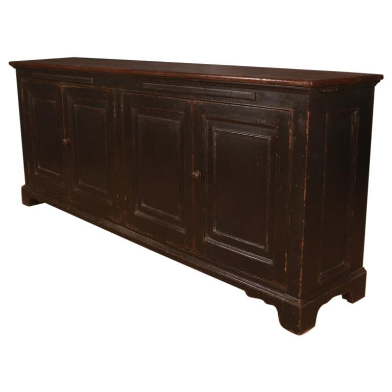 English Dresser Base For Sale