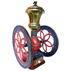 Luxury Model #10 Coffee Grinder by Enterprise Company, American, circa 1876