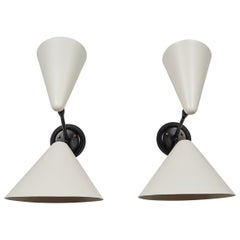 Pair of Sconces by BAG Turgi