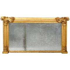 Classical Giltwood Landscape Mirror
