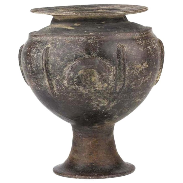 Etruscan Impasto Vessel 'Mid-7th Century BC' For Sale