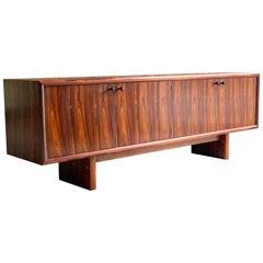 Rosewood Sideboard or Buffet Gordon Russell Martin Hall Marlow Range, 1970
