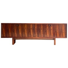Gordon Russell Rosewood Sideboard Credenza Buffet Martin Hall Marlow Range, 1970