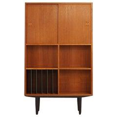 Midcentury Teak Bookcase, 1960-1970