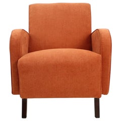 1950s J. Halabala Lounge Chair
