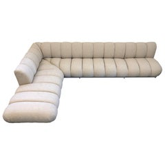 Two-Piece L Shape Sectional by Steve Chase