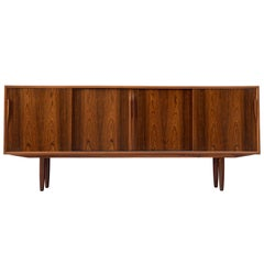 Danish Midcentury Sideboard in Rosewood