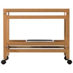 Danish Modern Bar Cart