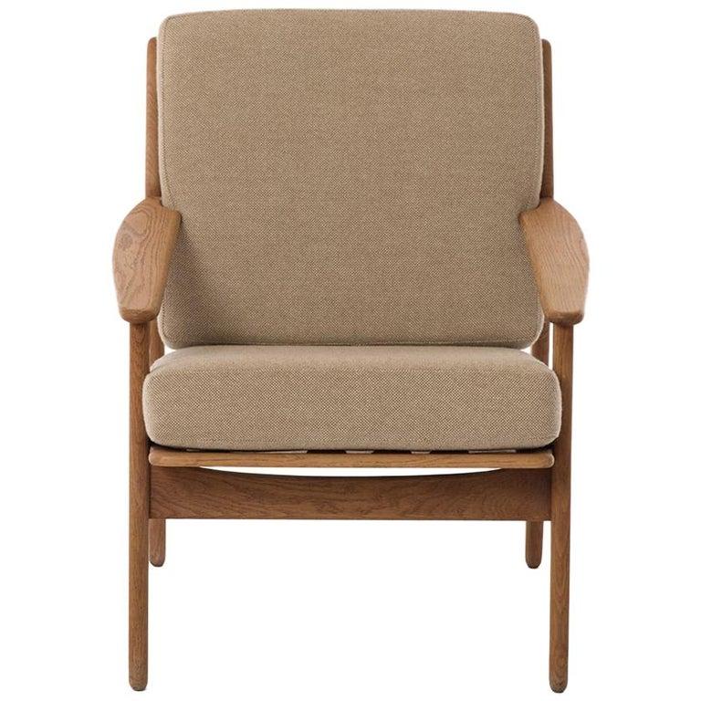 Danish Modern Lounge Chair For Sale