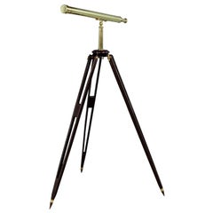 Antique Telescope by A. Bardou Paris