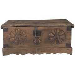 17th Century Spanish Trunk