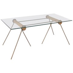 Very Rare Coffee Table by Carl Auböck