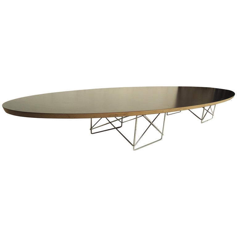 Eames Surfboard Coffee Table.Herman Miller For Eames Surfboard Table