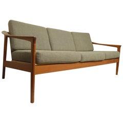 Folke Ohlsson Teak Sofa