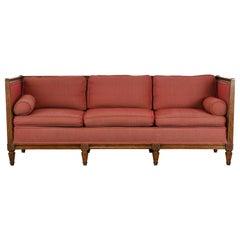 Louis XVI Style Sofa for Baker, 1960