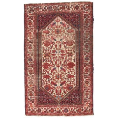 Antique Malayer Style Rug