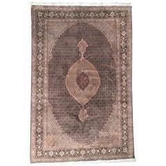 Wonderful Fine Vintage Tabriz Style Rug