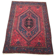 Beautiful Vintage Kurdish Rug