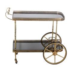 Mid-Century Modern Tea or Bar Cart