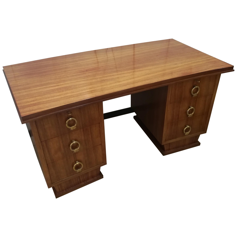 Art Deco Desk, circa 1930