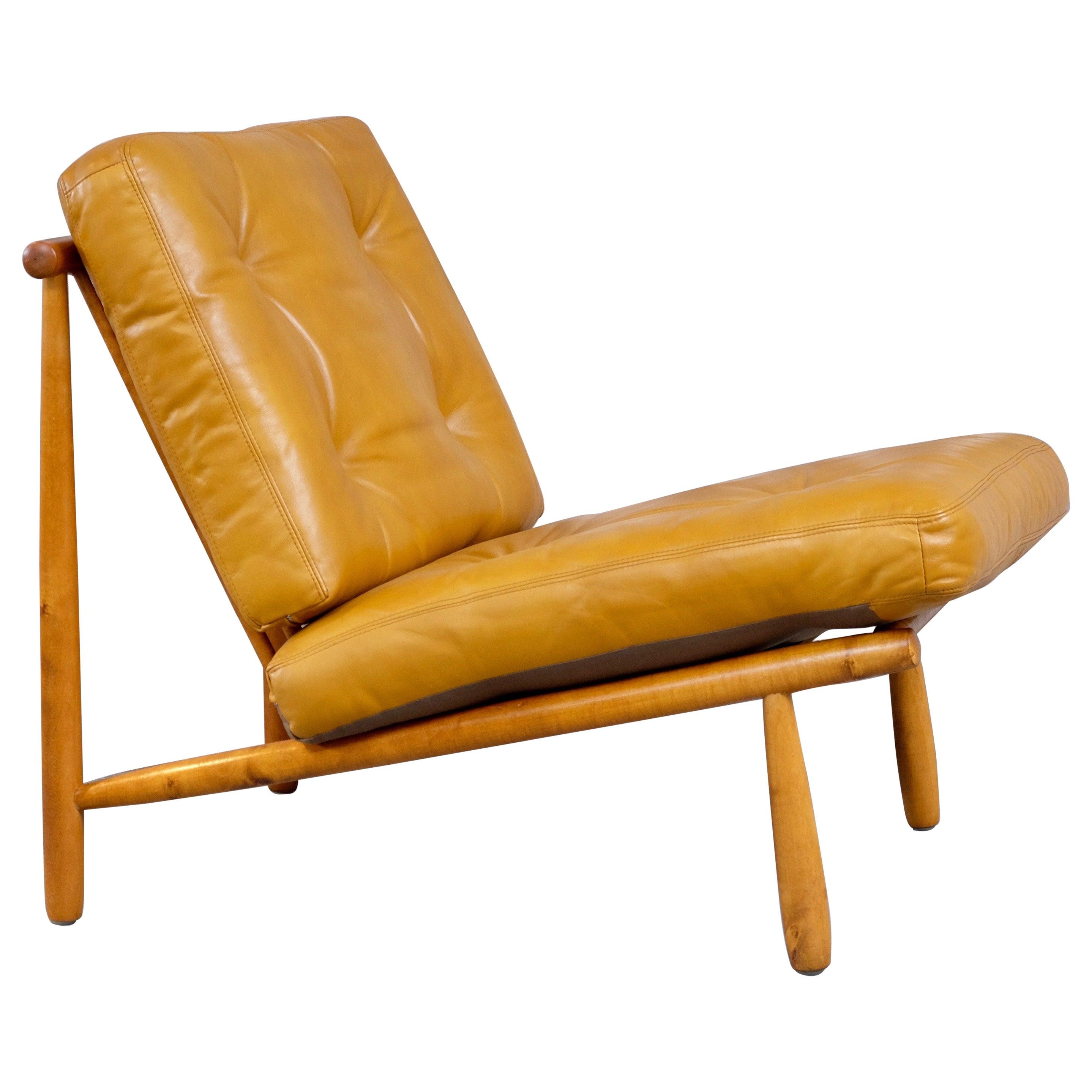 Alf Svensson Easy Chair Model Domus by DUX, 1960s